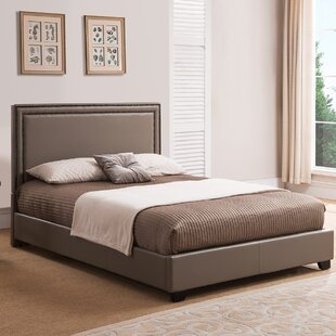 Baffin Upholstered Platform Bed by Mantua Mfg. Co.