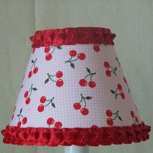 Sweet Cherry 11 Fabric Empire Lamp Shade