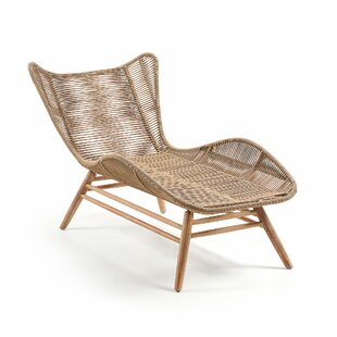 Roeper Sun Lounger By Bay Isle Home