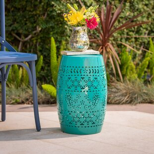 Ifrane Iron Side Table