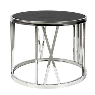 Baccarat End Table by Eichholtz