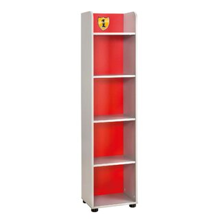 "Kurtz 63"" Bookcase by Zoomie Kids SKU:BA173462 Order"