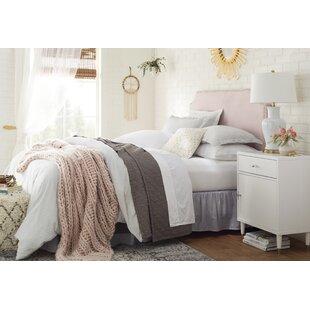 Acevedo Cotton 3 Piece Duvet Cover Set
