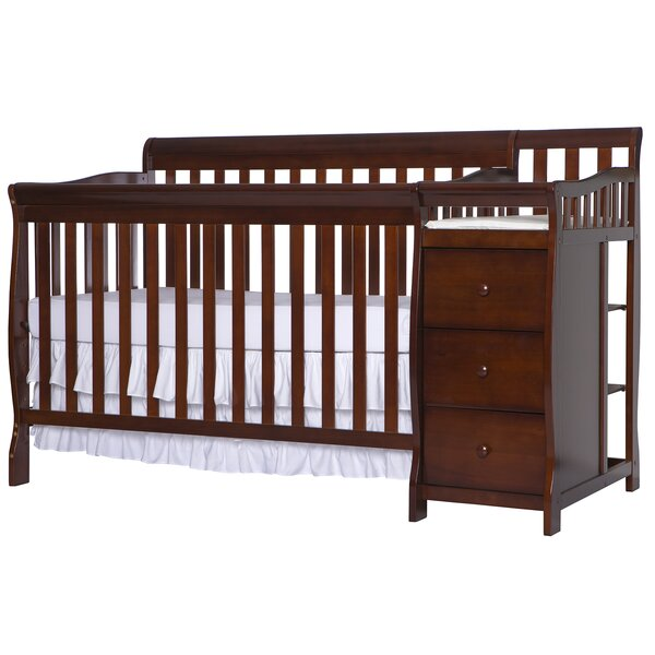 Crib U0026 Changing Table Combo