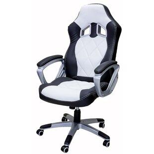 Ebern Designs Chaubal Gaming Racing Style High-Back Executive Chair