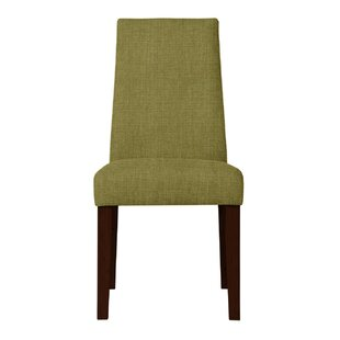 Haddonfield Upholstered Side Chair (Set of 2) by Latitude Run