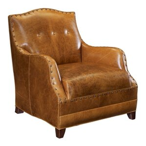 Central Park Armchair by Leathercraft