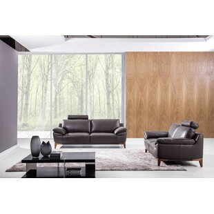 Pace Configurable Living Room Set by Orren Ellis