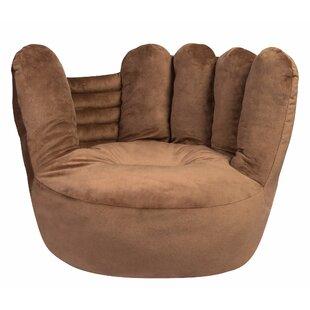 Terrific Makale Childrens Plush Glove Character Novelty Chair Inzonedesignstudio Interior Chair Design Inzonedesignstudiocom