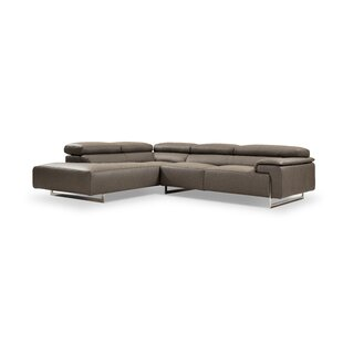 Boddie Leather Sectional