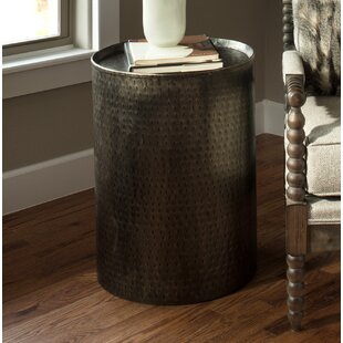 Pecora End Table by Bloomsbury Market