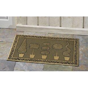 d8c32630c83 Pin Dot Topiaries Door mat