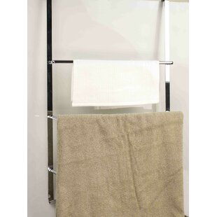 Home Basics Deluxe Over-the-Door Towel Rack
