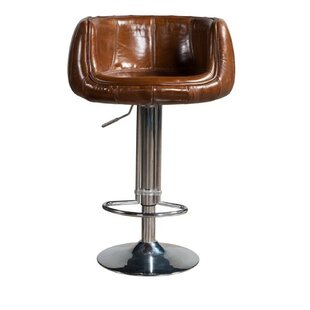 Ernesto Height Adjustable Bar Stool By Williston Forge
