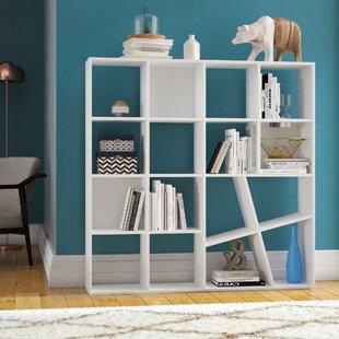 Rhett Modern Standard Bookcase by Brayden Studio