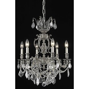 Astoria Grand Canary 6-Light Chandelier