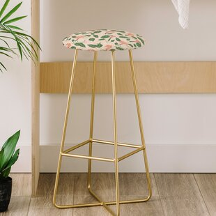 Holli 30 Bar Stool by East Urban Home Herry Up