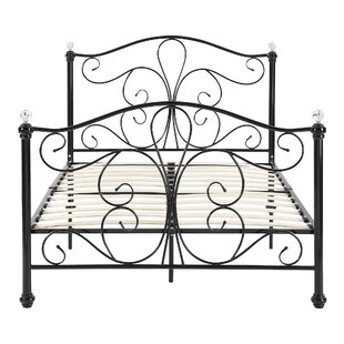 Bloom Metal Bed Frame By Marlow Home Co.