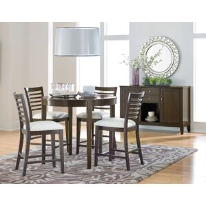 Noveau Counter-Height Dining Table by Birch Lane?