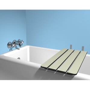 Vu Fold Up Tub Seat Bath Caddy