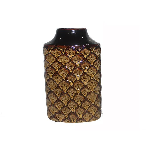 World Menagerie Moreland Ceramic Table Vase Wayfair
