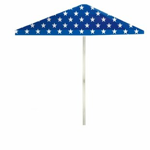Best of Times 6' Square Market Umbrella