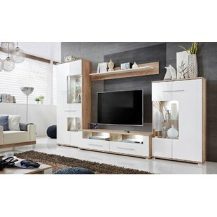Caverly Entertainment Center For TVs Up To 65