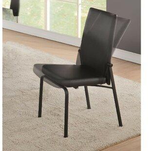 Landreneau Modern Dining Chair Set of 2 by Latitude Run