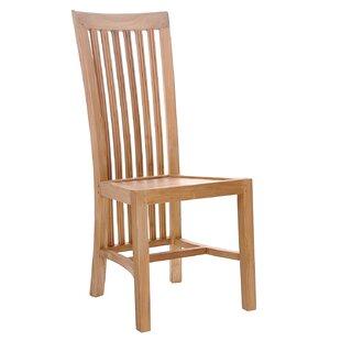 Naveen Teak Patio Dining Side Chair