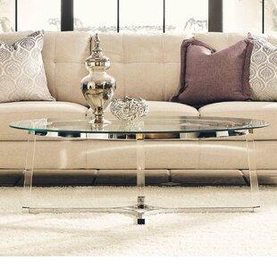 Orren Ellis Carrier 2 Piece Coffee Table Set
