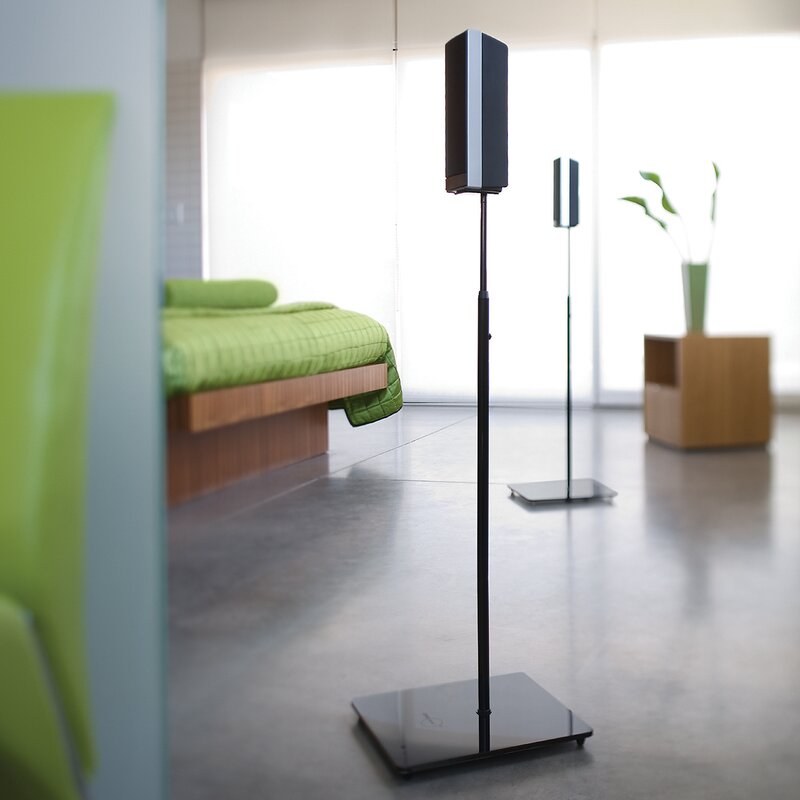 Elo Series Adjustable Height Speaker Stand