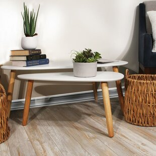 Coulter 2 Piece Coffee Table Set