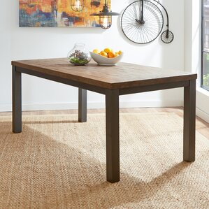 Leo Dining Table by Mercury Row