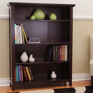 Best Reviews Dravin Standard Bookcase by Red Barrel Studio