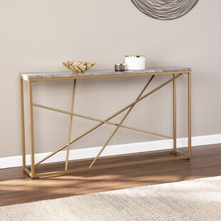 Blosser Console Table by Orren Ellis