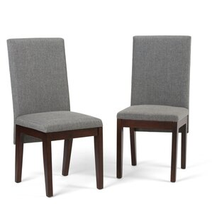 Jennings Upholstered Dining Chair (Set of 2) by Simpli Home