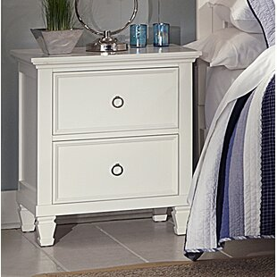 Compare & Buy Jarvis 2 Drawer Nightstand by Alcott Hill
