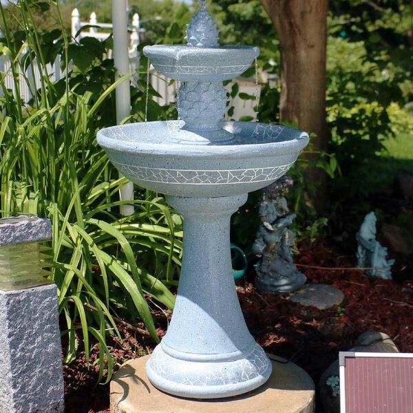Solar Pineapple Fountain Wayfair