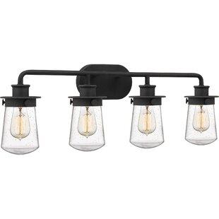 Simsbury 4-Light Vanity Light By Breakwater Bay