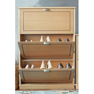 Rebrilliant Shoe Storage Cabinet