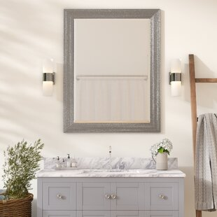Zipcode Design Brynlee Beveled Edge Bathroom/Vanity Wall Mirror