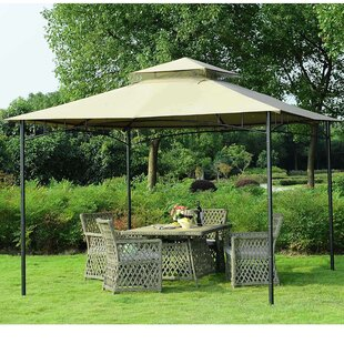 Replacement Canopy for 10' W x 10' D Grove Gazebo by Sunjoy