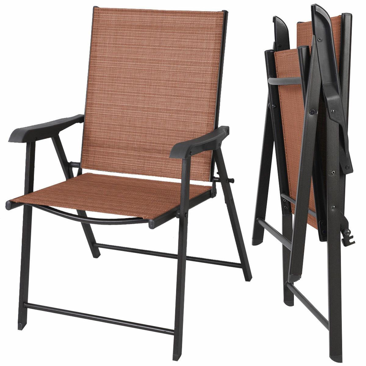 Latitude Run Folding Patio Dining Armchair Wayfair