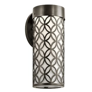 Rawls 1-Light Outdoor Sconce By Brayden Studio Outdoor Lighting