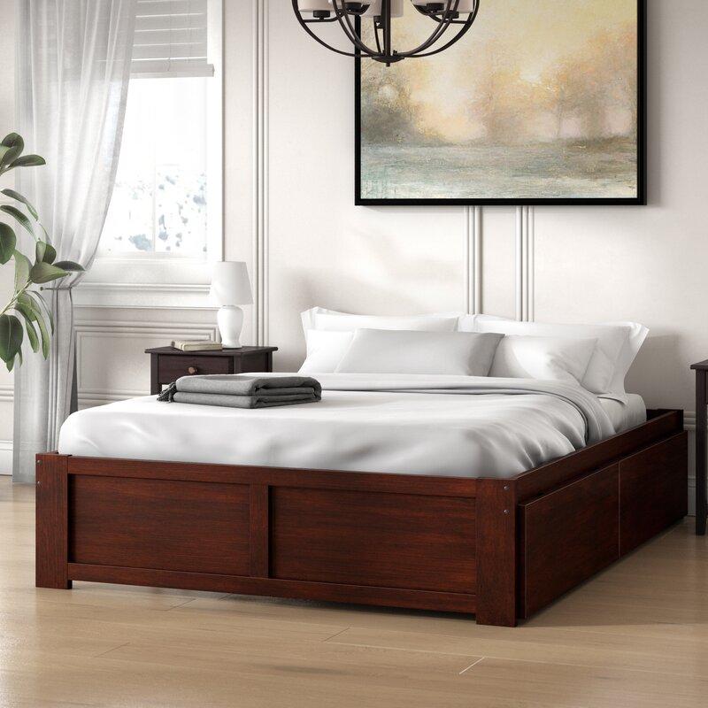 Andover Mills Mackenzie Storage Platform Bed Reviews Wayfair Beauteous Mckenzie Bedroom Furniture Ideas Design