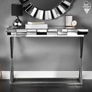 Minturn Console Table And Mirror Set By Canora Grey