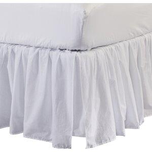Bugrane Voile Bed Skirt