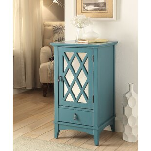 Avington End Table with Storage by Highland Dunes