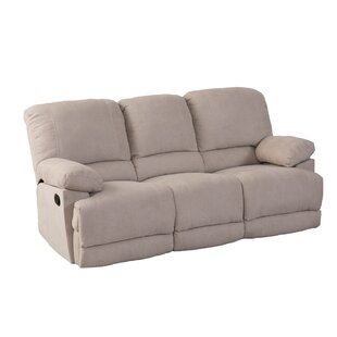 Red Barrel Studio Condron Chenille Reclining Sofa