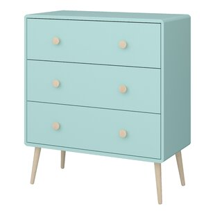 Falmouth 3 Drawer Chest By Mikado Living